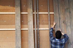 Gutes Angebot für Fassade mit Holz verkleiden