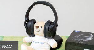 Die Balance beim Kopfhörer stimmt nicht