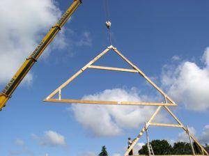 Vergleich: Dachstuhl bauen Kosten