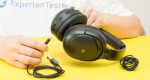 Die elektrodynamische Schallwandlung bei Kopfhörern im Test