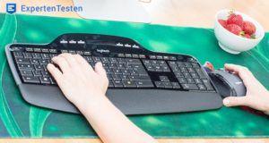 Ergonomische Probleme im Tastatur Test und Vergleich