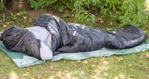 Was sagt das Fazit zu dem Schlafsack im Test?