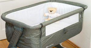 Warum sollte ein Nestchen im Babybett angebracht werden?