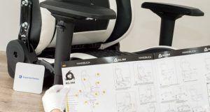 Welche Maximale Körpergröße gibt es beim Gaming Stuhl im Test?