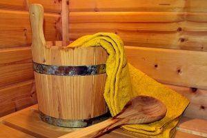 Alle Kosten für Sauna selber bauen