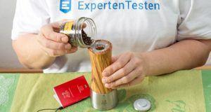 Welches Kriterium gilt bei der Pfeffermühlen im Test und Vergleich?