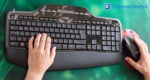 Diese Testkriterien sind in einem Tastatur Vergleich möglich