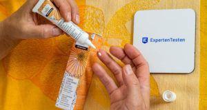 Was sind die häufigsten Mängel einer Augencreme im Test?