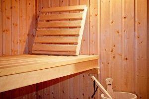 Gutes Material für Sauna selber bauen finden