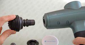 Was sind die Nachteile einer Massagepistole im Vergleich?