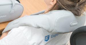 Nach diesen Testkriterien werden Nackenmassagegeräte verglichen
