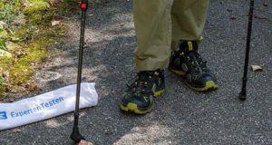 Die besten Nordic Walking Stöcke für Anfänger im Test und Vergleich