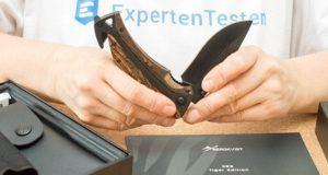 Wie sollte ein Taschenmesser aussehen?
