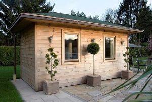 Guter Preis für Sauna selber bauen