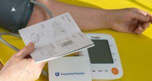 Was sind die Regeln zur Benutzung eines Blutdruckmessgeräts?