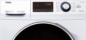 Waschmaschinen bieten verschiedene Programm an, die durch Funktionstasten oder dem Drehen eingestellt werden können.