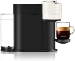 Ein Beispielbild für eine Nespresso Maschine mit den passenden Kapseln.