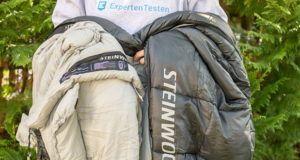Verschiedene Sorten von Schlafsäcken im Vergleich und Test