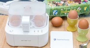 Nach diesen Testkriterien werden Eierkocher bei uns verglichen