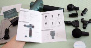 Kannst du einen Tiefenmassage mit der Massagepistole erzeugen?