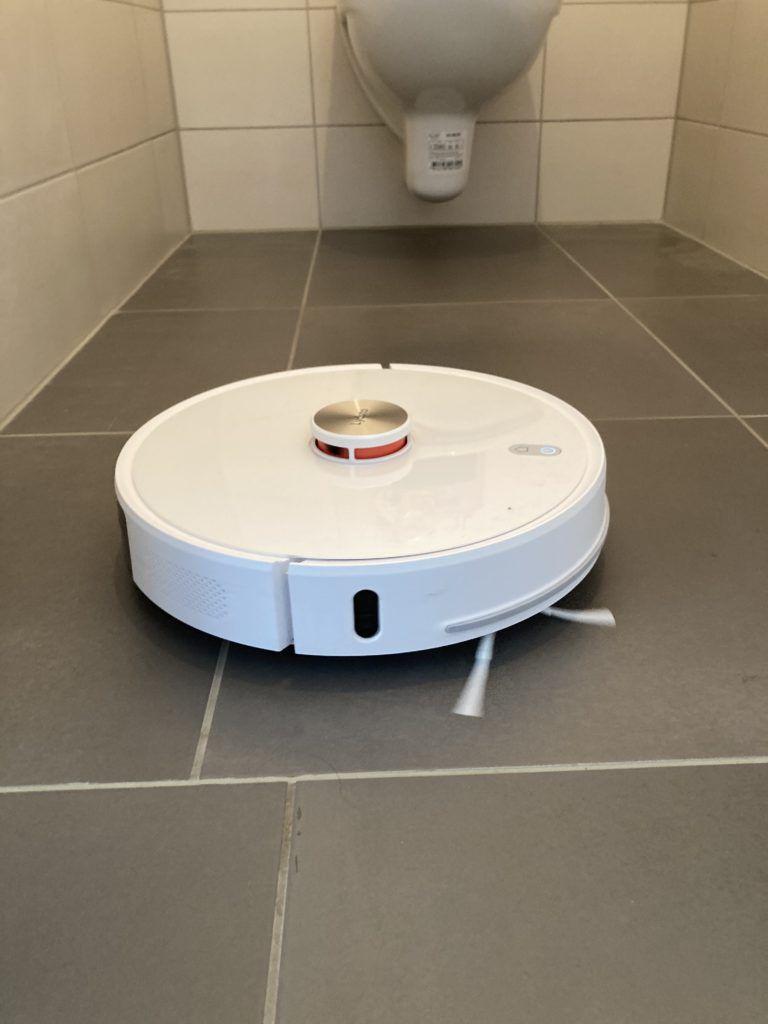 LYDSTO in der Toilette