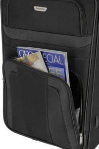 Trolleys gibt es in verschiedensten Ausführungen. Je nach Größe eignen sie sich als Handgepäck, Kurzreise oder Fernreise.