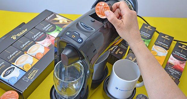 Tchibo Kapselmaschine Cafissimo Pure im Test - große Vielfalt ganz einfach auf Knopfdruck