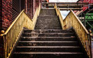 Guter Kostenvoranschlag für Außentreppe Beton