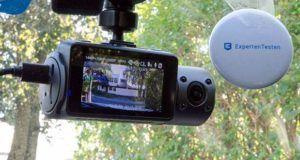 Was ist der beste Blickwinkel für die Dashcam im Vergleich?