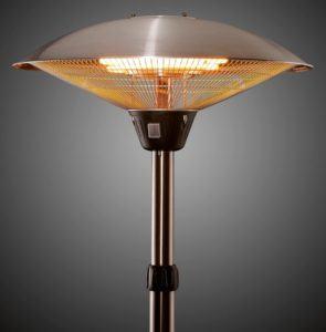 Achten Sie darauf, dass ein Infrarot Heizstrahler zum Aufhängen zusätzlich eine LED Lampe beinhaltet. Dies natürlich nur, wenn das Ziel ist, diese anstelle eines herkömmlichen Lichtes zu verwenden.