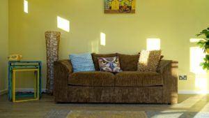 Guter Kostenvoranschlag für Sofa transportieren