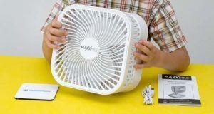 Wie gut ist die Lautstärke eines Ventilators im Test