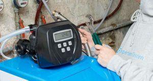 Was sind die Ergebnisse aus einem Wasserenthärtungsanlagen Test?