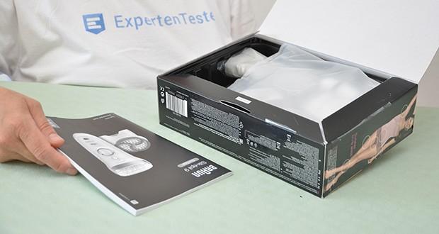 Braun Silk-épil 9 9/990 SkinSpa SensoSmart Epilierer im Test - von Dermatologen empfohlen