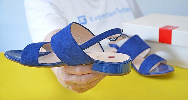 Högl Damen Sandaletten Merry im Test - Absatzhöhe: 2 Zentimeter