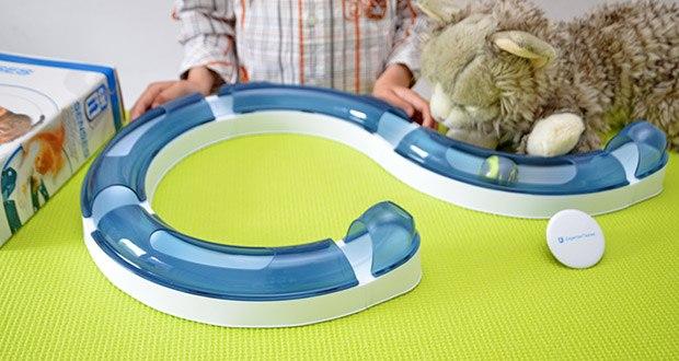 Catit Design Senses Play Circuit im Test - fördert den Spieltrieb und die Agilität Ihrer Katze