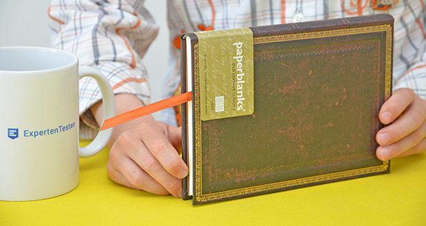 Paperblanks Faux Leder Notizbuch im Test - Notizbuch Format Midi