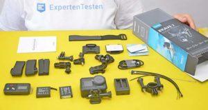 Welche Arten von Action Cams gibt es im Handel?
