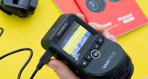 Das Test-Kriterium der Dashcam: G-Sensor und Bewegungsmelder