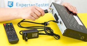Beste Hersteller aus einem Sat Receiver Test von ExpertenTesten