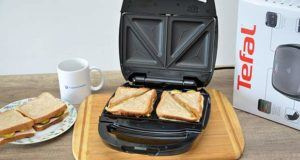 Test -Anforderung in einem Test Vergleich zu verschiedenen Sandwichmaker Die Abschaltautomatik zum Schutz vor Überhitzung des Geräts