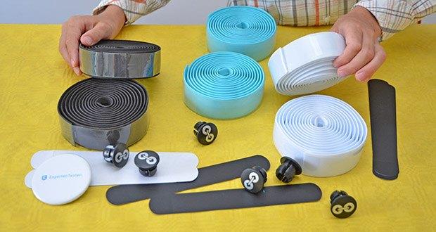 URBAN ZWEIRAD Lenkerbänder im Test - Maße: Länge: 200 cm x Breite: 3 cm