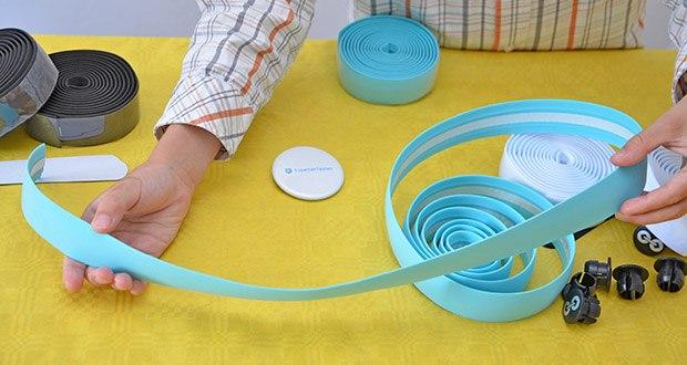 URBAN ZWEIRAD Lenkerbänder im Test - passend für jedes Fahrrad Lenkerband
