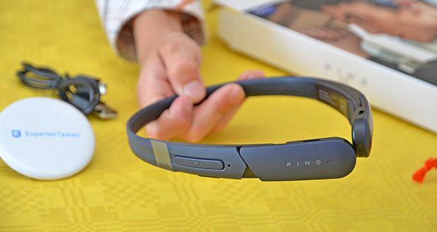 Mu6 Ring Open Ear Kabellose Kopfhörer im Test - komfortables und sicheres Design