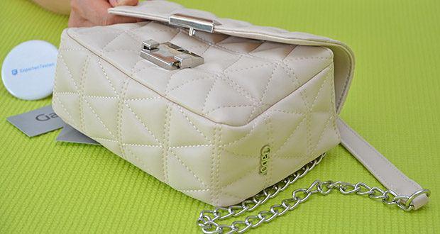 Gabor Damen Katja Flap Bag im Test - Überschlagtasche mit Steckschloss