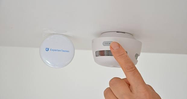 X-Sense Mini Funkvernetzbarer Rauchmelder 3-Pack im Test - schnellere Reaktionszeit auf Gefahr mit lautem 85 DB Alarm