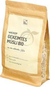 Das Testfazit zu den besten Produkten aus der Kategorie Bio Müsli