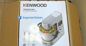 Wie ist das Kochen mit Küchenmaschine von Kenwood?