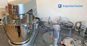 Wie viele Programme für Küchenmaschine gibt es im Vergleich?