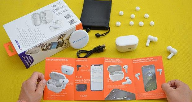 Tronsmart Apollo Air+ ANC In-ear-Kopfhörer im Test - App für Android und iOS mit den zusätzlichen Funktionen